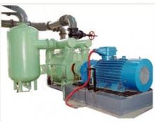 地面永久性水环式瓦斯抽放泵