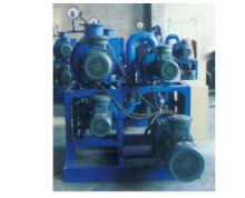 JZJ2B系列罗茨水环真空泵