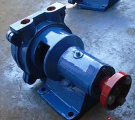 如何选择水环式真空泵类型