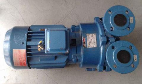 水环式真空泵的结构是怎样的?
