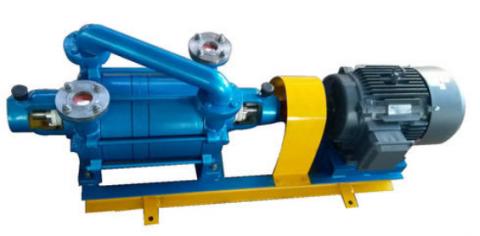 水环式真空泵发热的原因与防治措