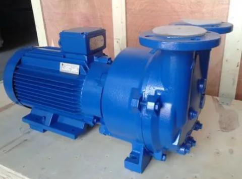 水环式真空泵的真空输送特点可影